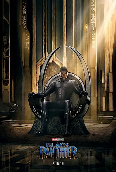 'Black Panther' Poster Released