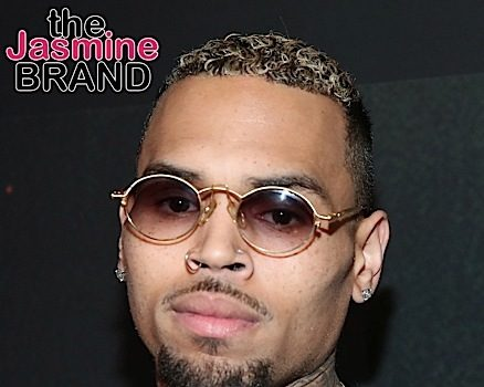 Chris Brown: I'm done letting y'all see what I don't want you to see.