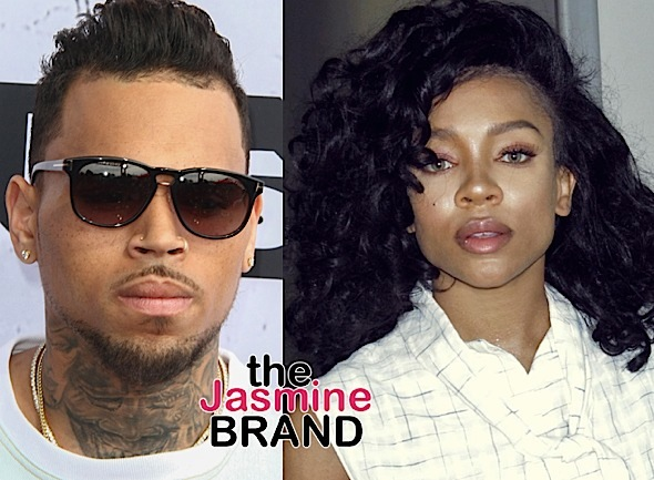 Lil Mama In Tears Defending Chris Brown