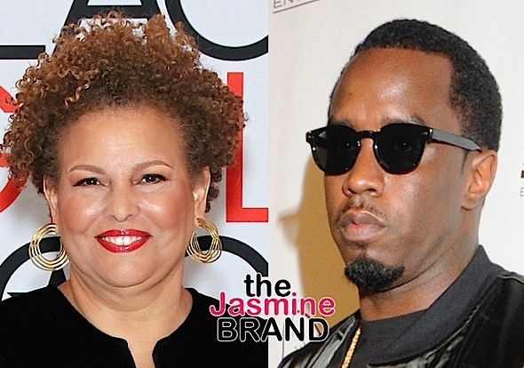 Debra Lee On Sean 'Diddy' Combs Being Competition: I'm not gonna hug you & give you my secret.