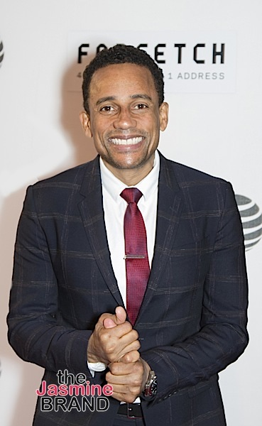 Hill Harper Launches Personal Care Line