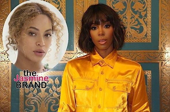 Kelly Rowland Politely Refuses To Discuss Beyonce's Twins