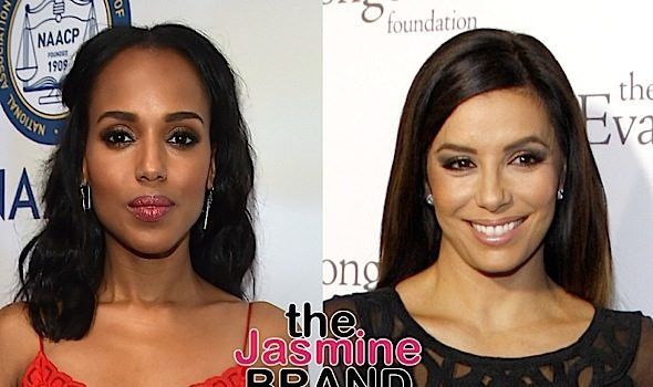 "Kerry Washington, Eva Longoria To Star In Comedy ""24-7"""