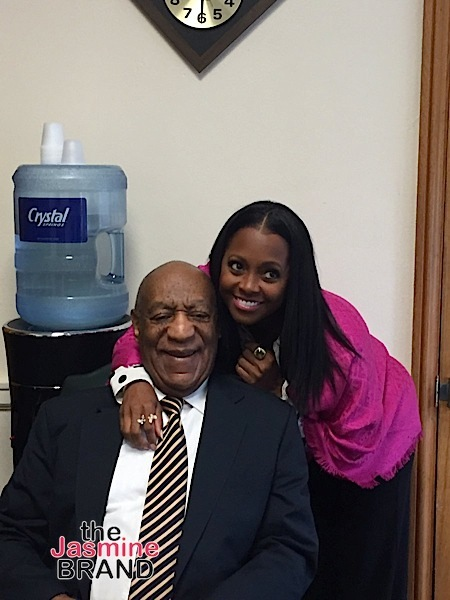 Keshia Knight-Pulliam Explains Why She Supports Bill Cosby