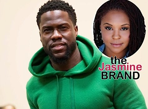 Kevin Hart's Ex Wife Torrei Hart Instagram Hacked Amidst Cheating Scandal
