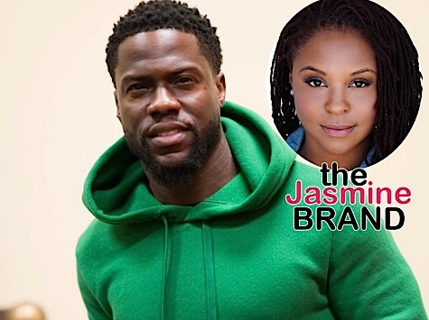 Kevin Hart's Ex-Wife Torrei Defends His Drunken Super Bowl Behavior