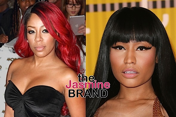 K.Michelle Reveals More About Nicki Minaj Song Theft: I was f*cking embarrassed!