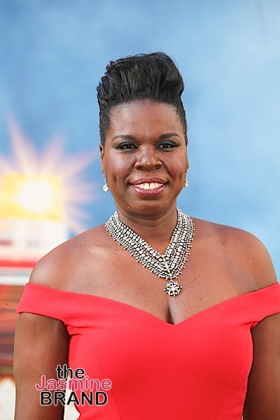 Leslie Jones Calls Out Oscars For Lack Of Black Nominees + Reacts When Accused Of 'Begging For Seat At The Table'