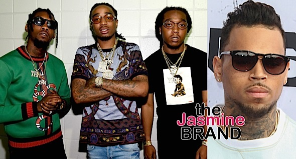 Rumored Altercation Between Chris Brown & Migos Erupts