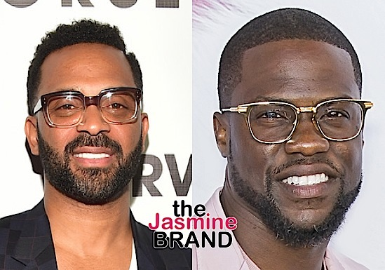 Kevin Hart Hints Mike Epps Is Envious & Jealous Of His Career