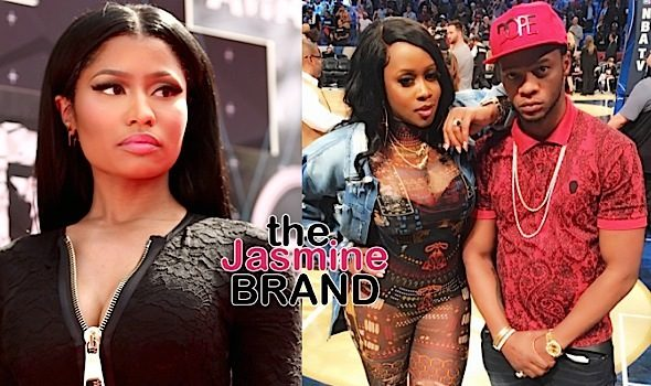 Nicki Minaj Says Remy Ma's Husband Papoose Writes Her Music [VIDEO]
