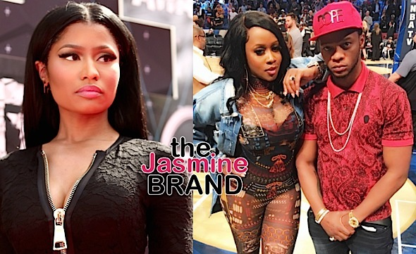 Nicki Minaj Says Remy Ma's Husband Papoose Writes Her Music [VIDEO]