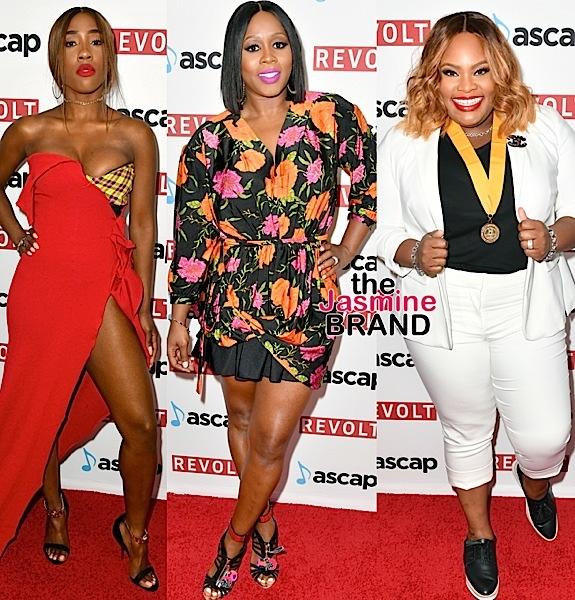 ASCAP Rhythm & Soul Awards: French Montana, Rotimi, Mc Lyte, Sevyn Streeter, Remy Ma, Tasha Cobbs