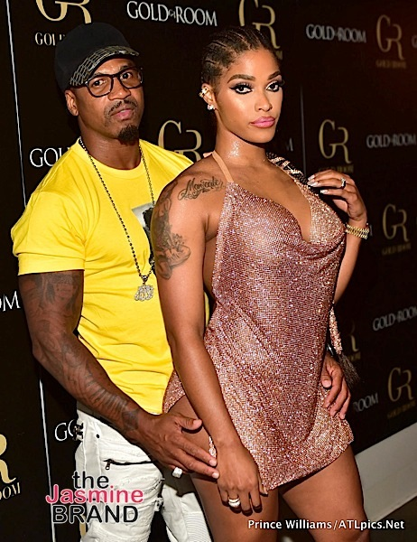 Joseline Accuses Stevie J Of Drugs, Hoes & Pimping