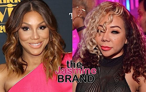 Tamar Apologizes To Tiny, Wants To Help Her Reconcile w/ T.I.