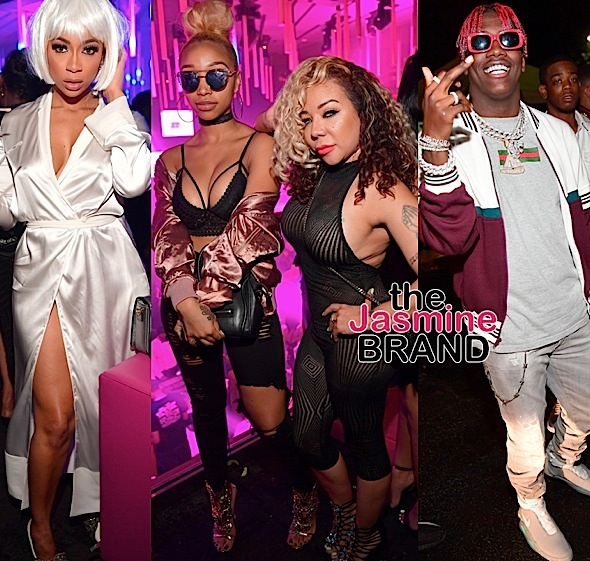 Gucci Mane, Migos, Tiny Harris, Lil Yachty Party in Atlanta [Spotted. Stalked. Scene.]
