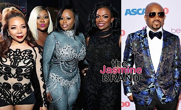 Xscape & Jermaine Dupri End Beef?