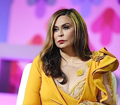 Tina Lawson Shades The Grammys