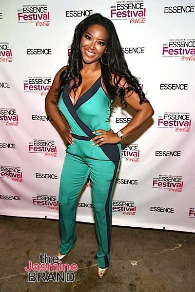 EXCLUSIVE: Kenya Moore & Ex Landlord Settle Nasty Eviction Battle