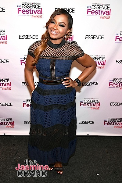EXCLUSIVE: Phaedra Parks Refuses To Give Apollo Financial Records, Fears It Will Be Leaked To Embarrass Her