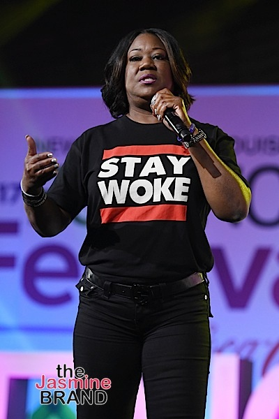 Trayvon Martin's Mom Calls Out BET For Not Airing Documentary