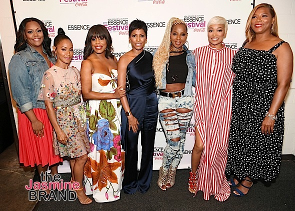 Essence Festival Reaches 4 Billion Social Media Impressions, Draws 470k Attendees + Tina Lawson, Karrueche Tran, Tank, Halle Berry, John Singleton, Kenya Moore