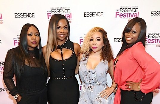 Xscape Fans Over Essence Festival Drama: The fire marshall shut us down.