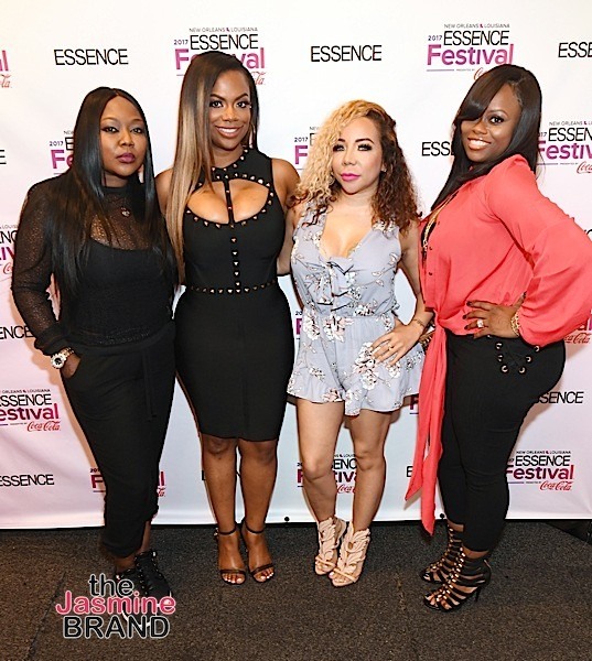 Tiny Apologizes To Xscape Fans Over Essence Festival Drama: The fire marshall shut us down.