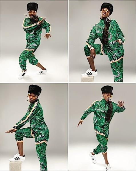 Issa Rae Channels Missy Elliott, Solange Knowles & Nina Simone