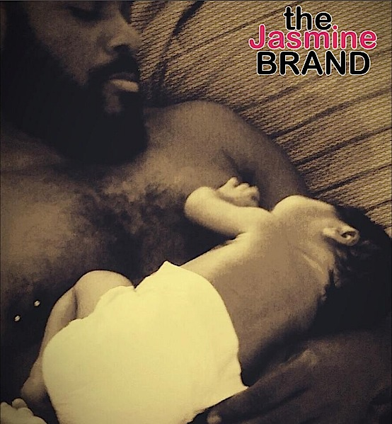 Malcolm-Jamal Warner Reveals Newborn [Photos]