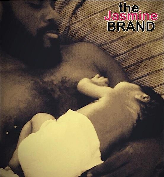 Malcolm-Jamal Warner Reveals Newborn [Photos]