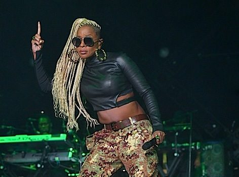 EXCLUSIVE: Mary J. Blige Empowers Women, Blasts Cheating Ex At 'Essence Fest' [VIDEO]