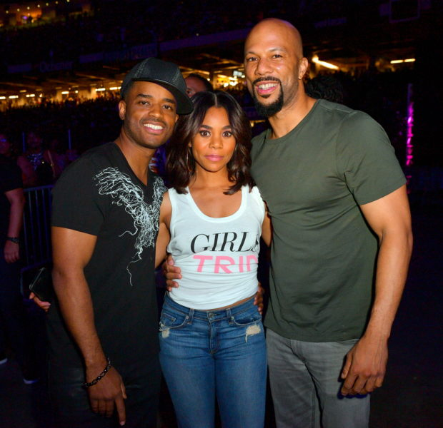 Celebs Invade Essence Festival: Jill Scott, Queen Latifah, Chaka Khan, Niecy Nash, Spike Lee, LeToya Luckett, Regina Hall, Common, Larenz Tate