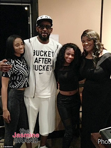 "Alleged R. Kelly Cult Victim Jocelyn Savage Speaks Out: ""I'm 21 & I'm not being brainwashed!'"