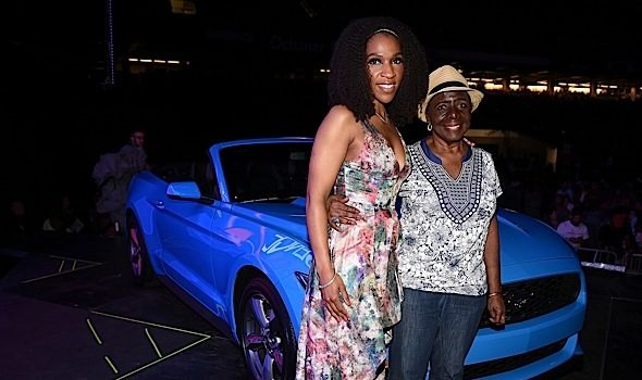 Ford Gifts ESSENCE Festival Attendee With Brand New Car + Jada Pinkett-Smith, Elle Varner, Joseph Sikora, Larenz Tate Spotted