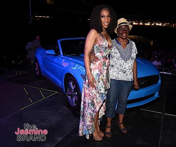 Ford Gifts ESSENCE Festival Attendee With Brand New Car + Jada Pinkett-Smith, Elle Varner, Joseph Sikora, Larenz Tate Spotted