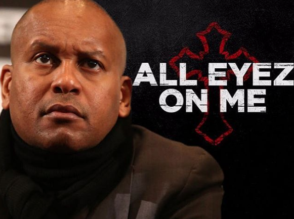Kevin Powell: I was so upset after I saw 'All Eyez On ME'!