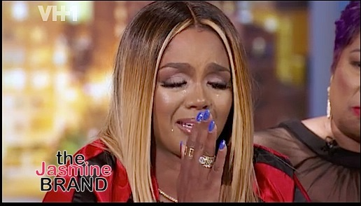 LHHA's Rasheeda To Cheating Husband Kirk: You broke me. [VIDEO]