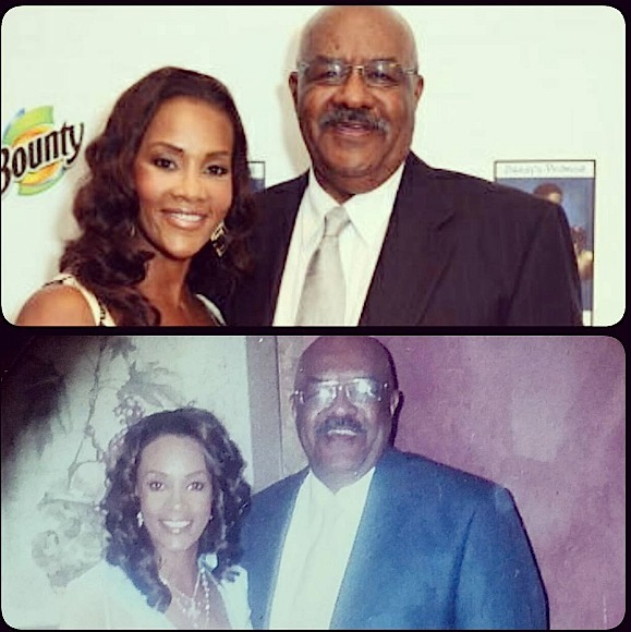 Vivica Fox's Father Dies [Condolences]