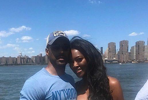Lauren London Sparks Engagement Rumors, Kenya Moore Hubby Hit NYC, Blac Chyna Spills The Tea To 'GMA' + Claudia Jordan, Ashanti [Photos]