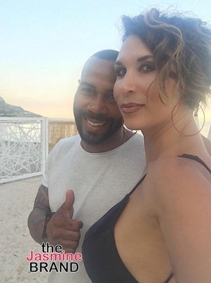 Omari Hardwick Responds To Criticism Of White Wife