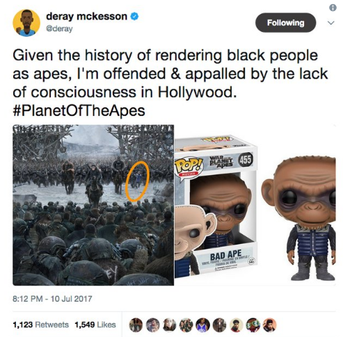 Whoopi Tells Black Lives Matter Activist DeRay Mckesson: Get over yourself!