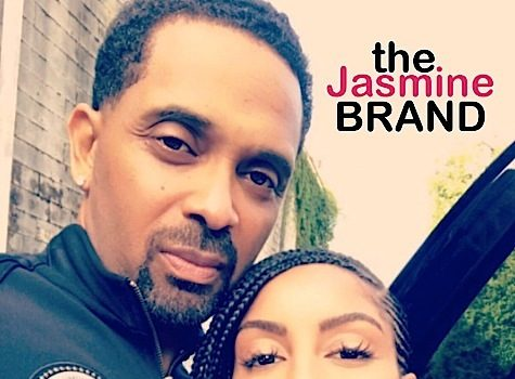 Mike Epps Reveals New Girlfriend OWN Producer Kyra Robinson [Photos]
