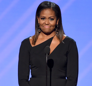 Michelle Obama Makes An Appearance At The ESPY's [VIDEO]