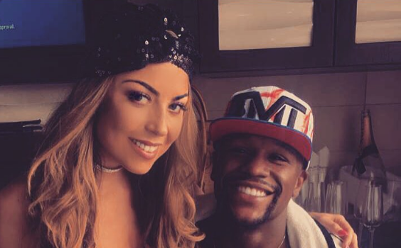 Floyd Mayweather Dating Reality Star?