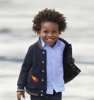 Ciara's Son Is Officially A Gap Model