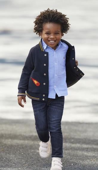 Ciara's Son Is Officially A Gap Model