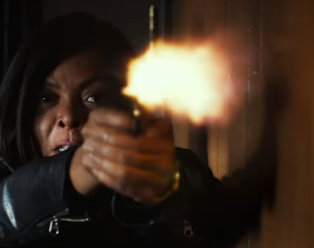 'Proud Mary' Trailer Starring Taraji P. Henson