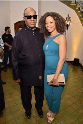 Stevie Wonder Quietly Marries Longterm Girlfriend, Guests Fined $1 Million If They Speak To Media About Ceremony