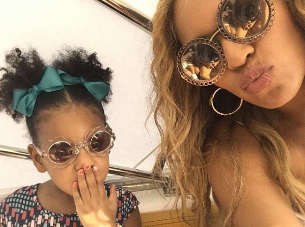 Watch Blue Ivy Dance For Beyonce & Friends